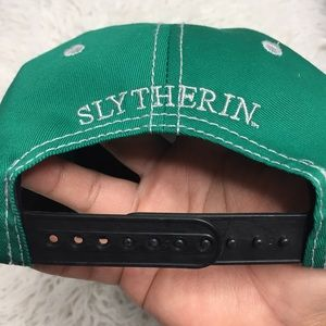 harry potter Accessories - Slytherin Dad Hat from Harry Potter World 0b0e589e019